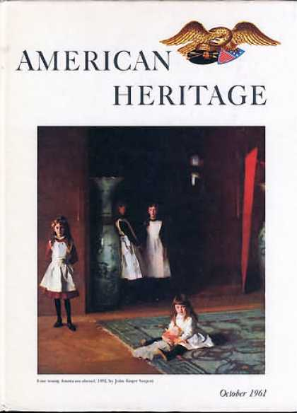 American Heritage - October 1961