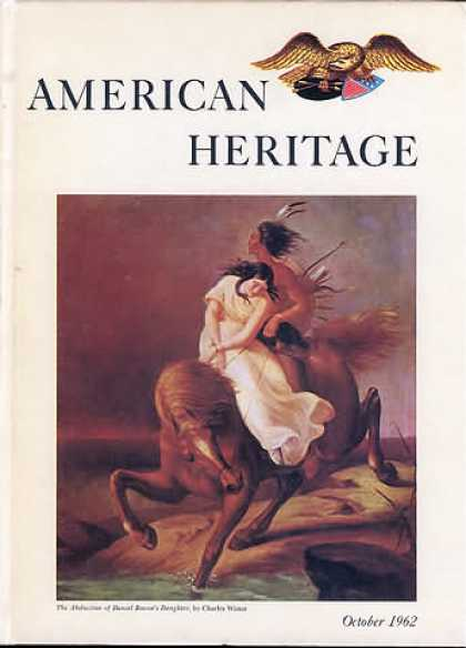 American Heritage - October 1962