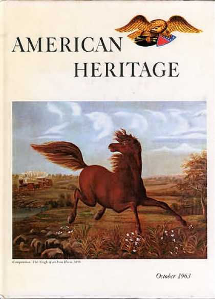 American Heritage - October 1963