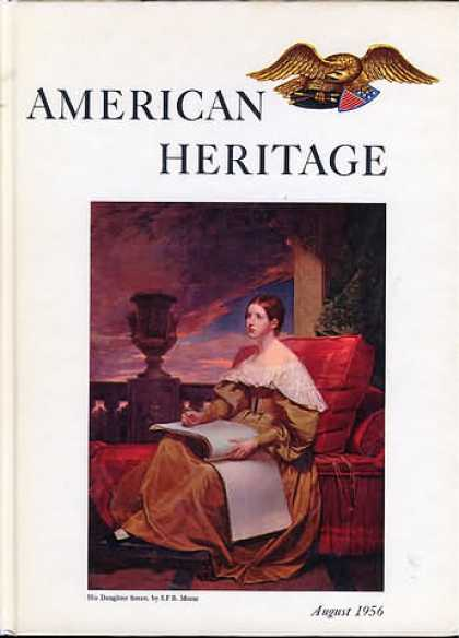 American Heritage - August 1956