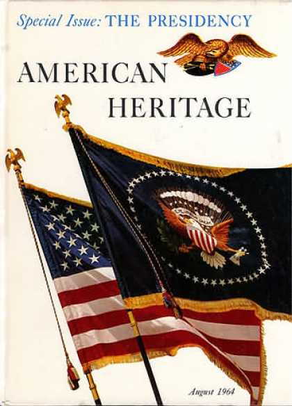 American Heritage - August 1964