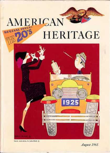 American Heritage - August 1965