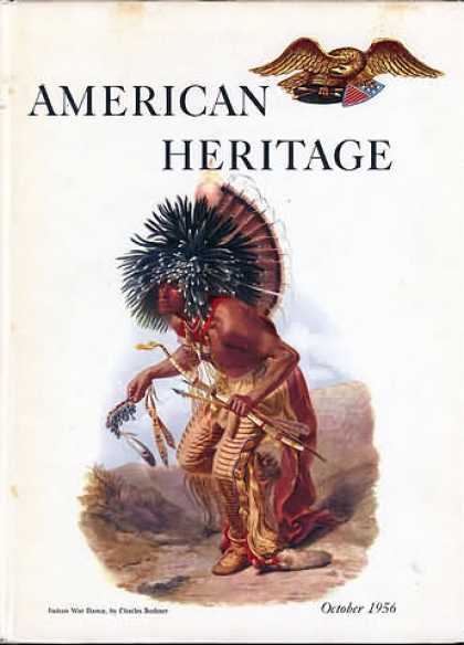 American Heritage - October 1956