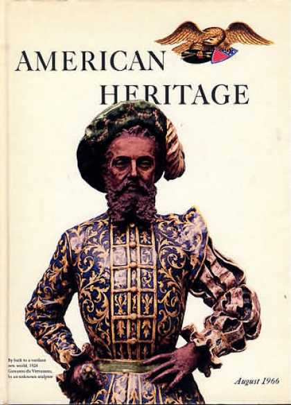 American Heritage - August 1966
