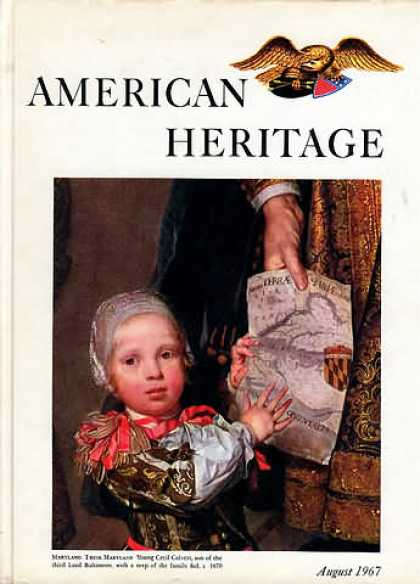 American Heritage - August 1967