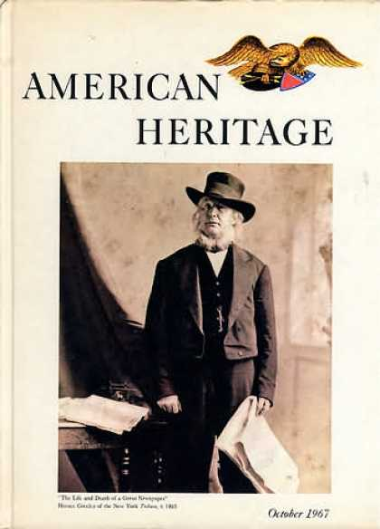 American Heritage - October 1967