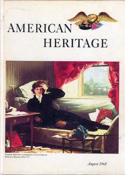 American Heritage - August 1968