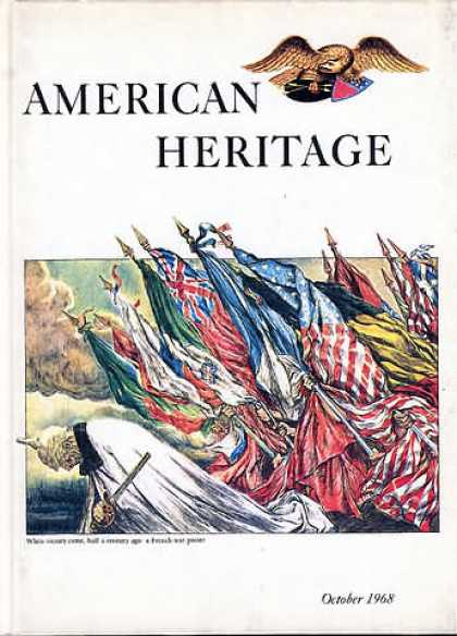 American Heritage - October 1968