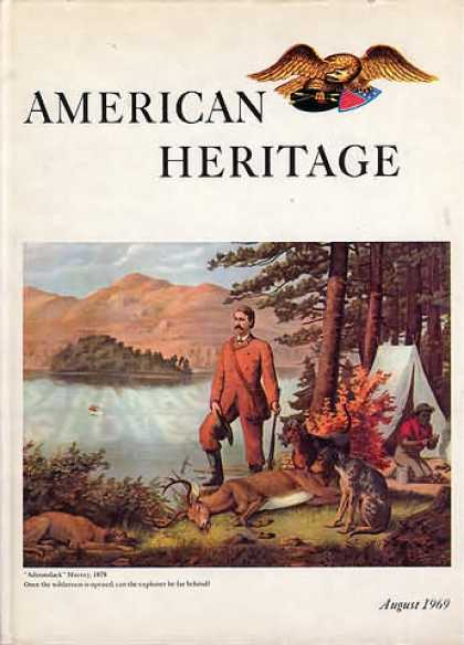 American Heritage - August 1969
