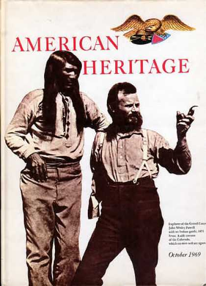 American Heritage - October 1969