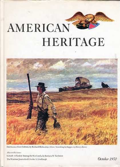 American Heritage - October 1970