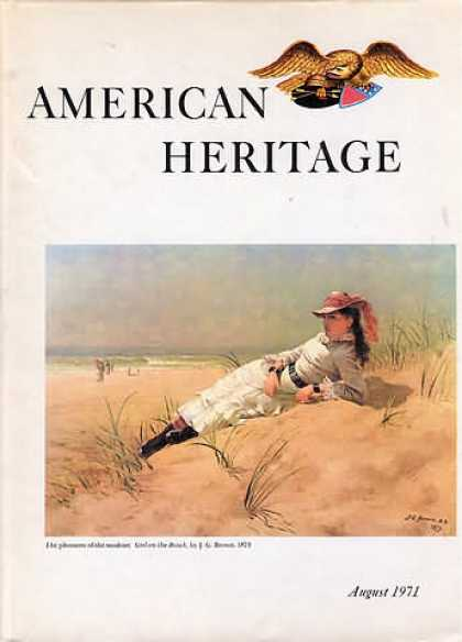 American Heritage - August 1971