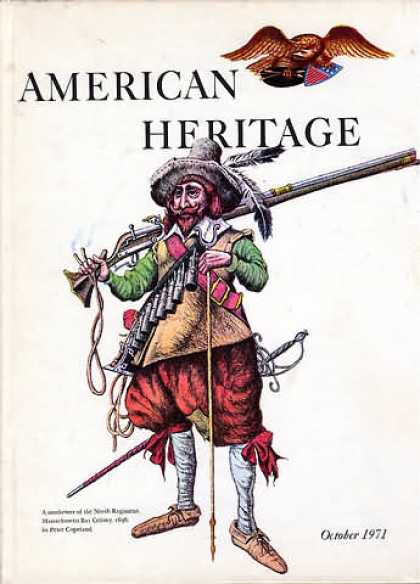 American Heritage - October 1971