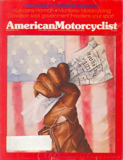 American Motorcyclist - September 1978