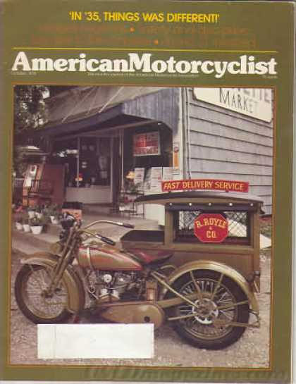 American Motorcyclist - October 1978