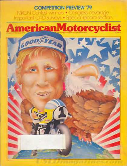 American Motorcyclist - January 1979