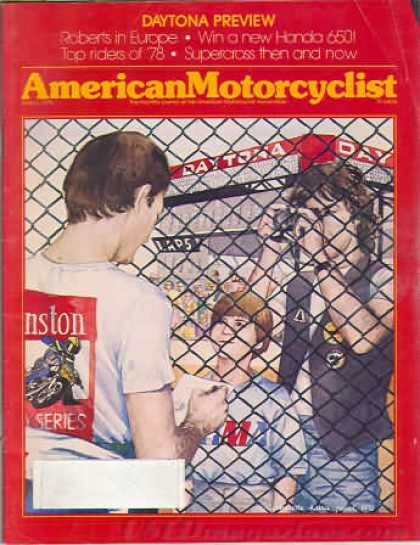 American Motorcyclist - March 1979