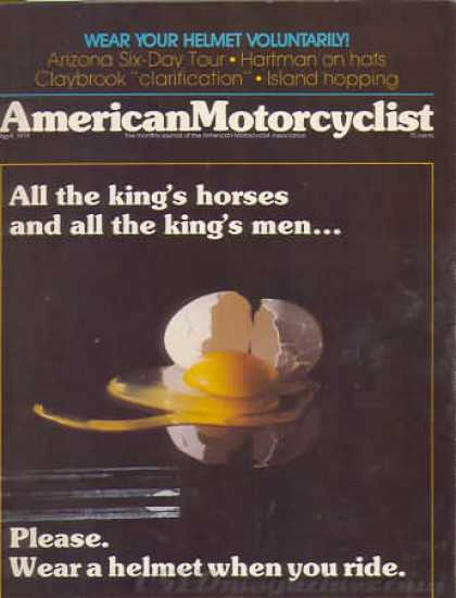 American Motorcyclist - April 1979