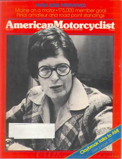 American Motorcyclist - May 1979