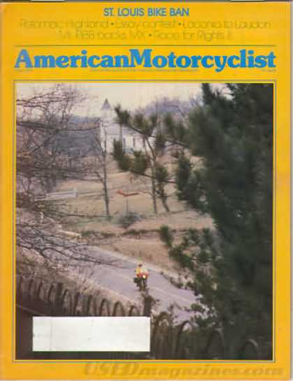 American Motorcyclist - June 1979