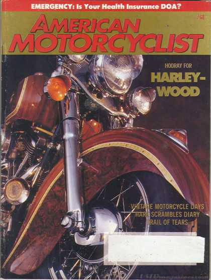 American Motorcyclist - June 1993
