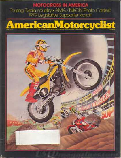 American Motorcyclist - July 1979
