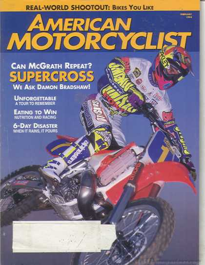 American Motorcyclist - February 1994