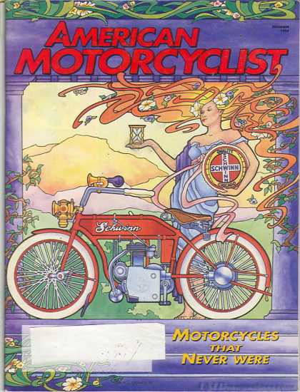 American Motorcyclist - December 1994