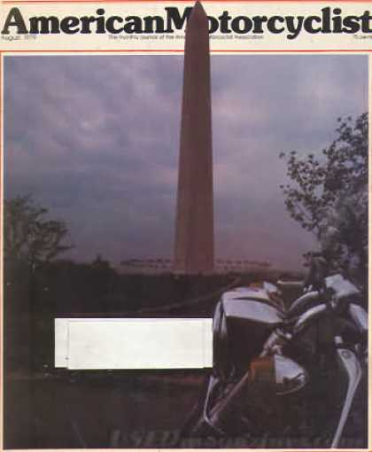 American Motorcyclist - August 1979