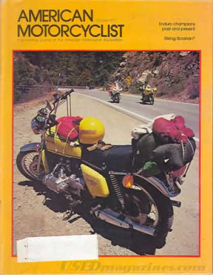 American Motorcyclist - October 1977
