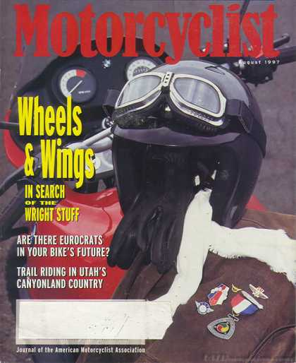 American Motorcyclist - August 1997