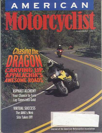 American Motorcyclist - September 1997