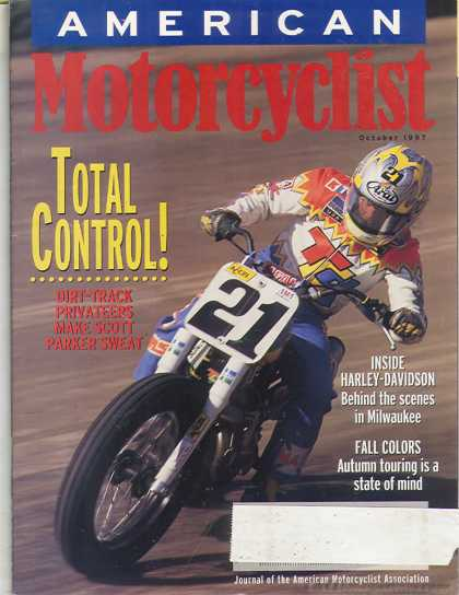 American Motorcyclist - October 1997