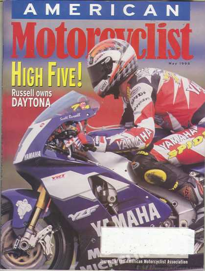 American Motorcyclist - May 1998