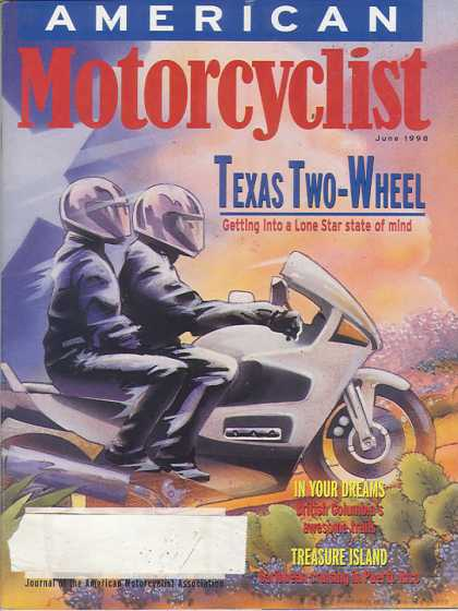 American Motorcyclist - June 1998