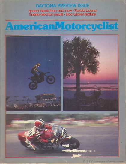 American Motorcyclist - April 1980