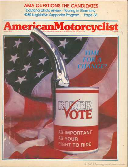 American Motorcyclist - June 1980