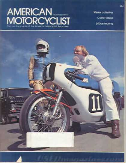 American Motorcyclist - November 1977