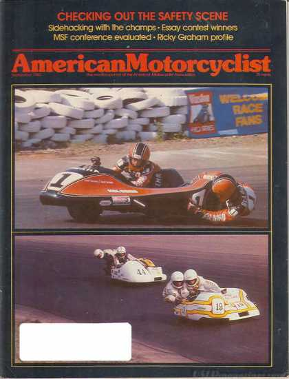 American Motorcyclist - September 1980