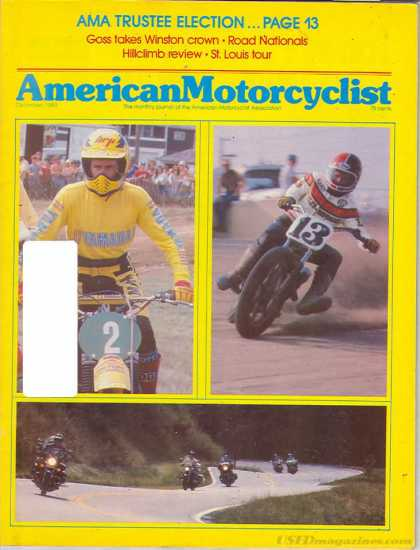 American Motorcyclist - December 1980