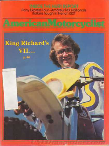 American Motorcyclist - January 1981