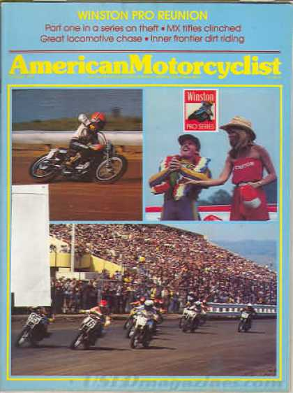 American Motorcyclist - October 1981