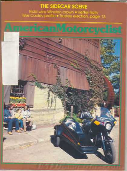 American Motorcyclist - December 1981