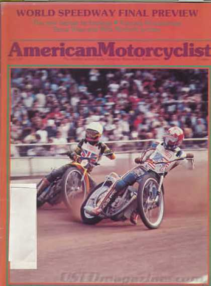 American Motorcyclist - June 1982