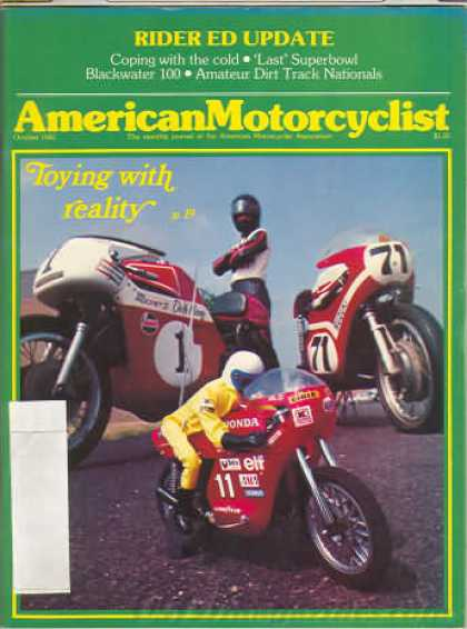 American Motorcyclist - October 1982