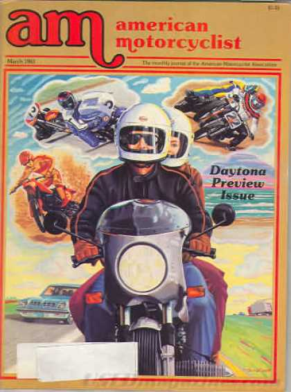 American Motorcyclist - March 1983