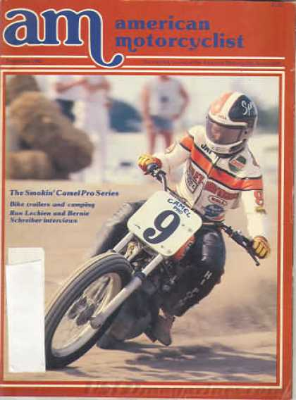 American Motorcyclist - September 1983