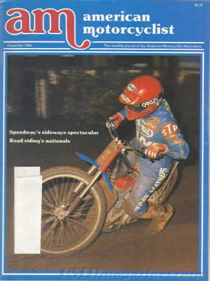 American Motorcyclist - December 1984