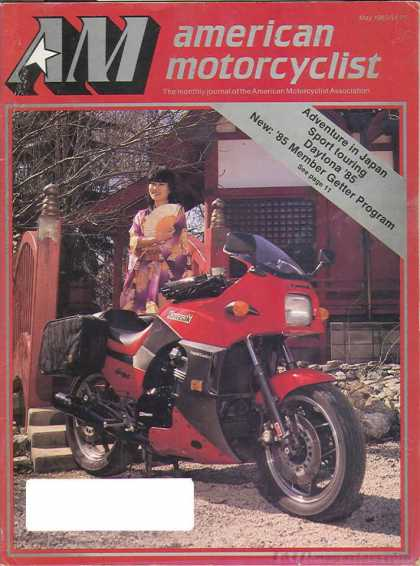 American Motorcyclist - May 1985