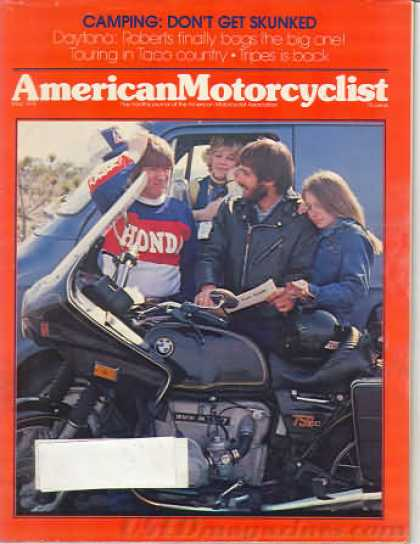 American Motorcyclist - May 1978